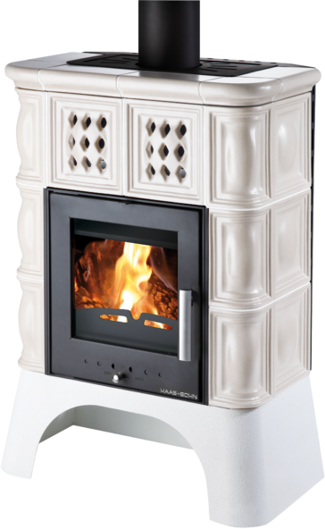 Tiled Stove Treviso Ii Chimney Stoves Products Haas